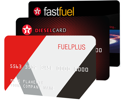 Texaco Fastfuel, Fuelplus and Texaco Diesel fuel cards in Ireland